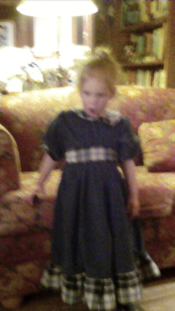 Su Christmas Dress
