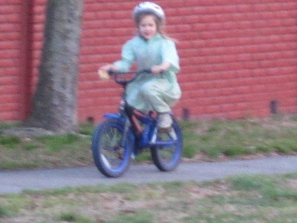 Mouse bike 1