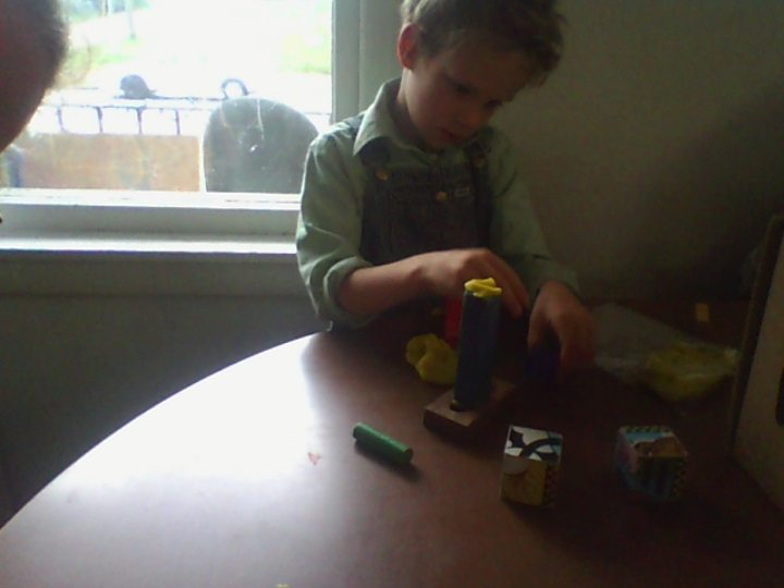 Care, time and attention to detail are the hallmarks of a budding engineer...