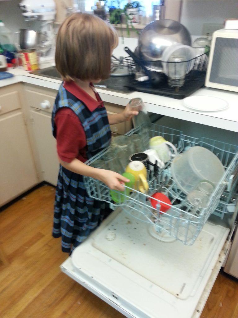Housework!